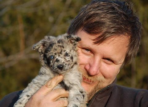 dr. Pongrácz Péter etológus - játékos állatok
