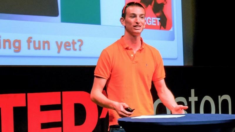 Játékos réteg - Seth Priebatsch - TEDxBoston