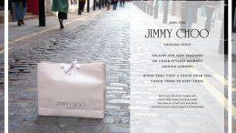Jimmy Choo - játékos marketing