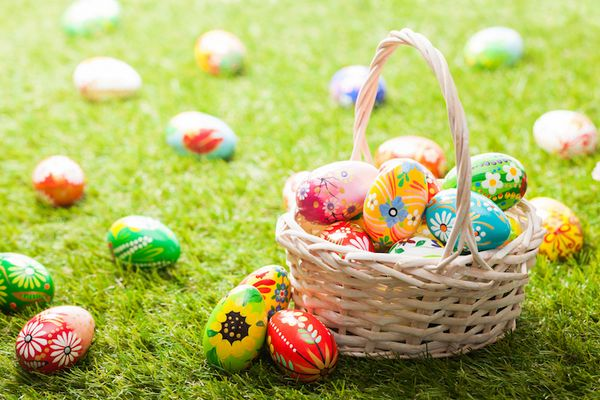 Húsvéti játék - Tojáskeresés