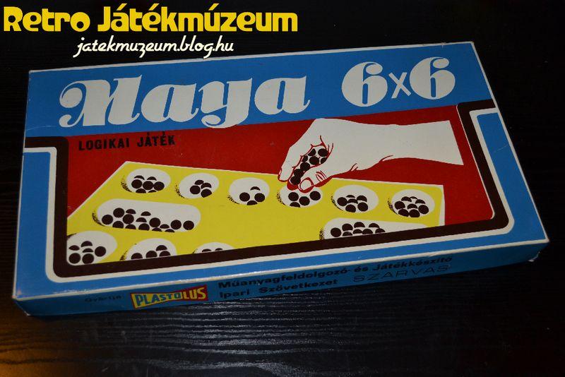 Maya 6x6